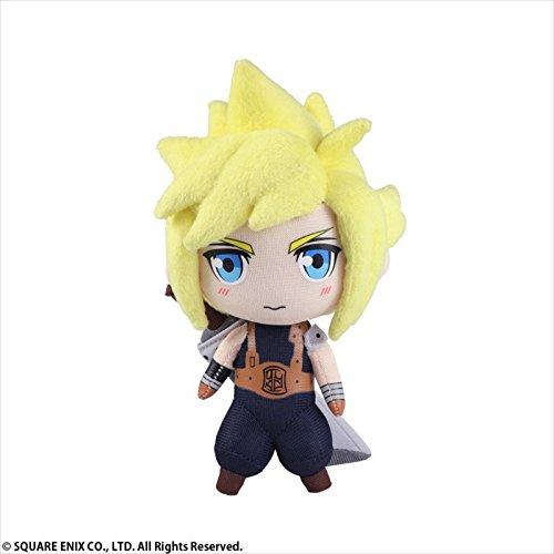 Figurine - Final Fantasy 7 - Peluche mini Cloud - 18 cm