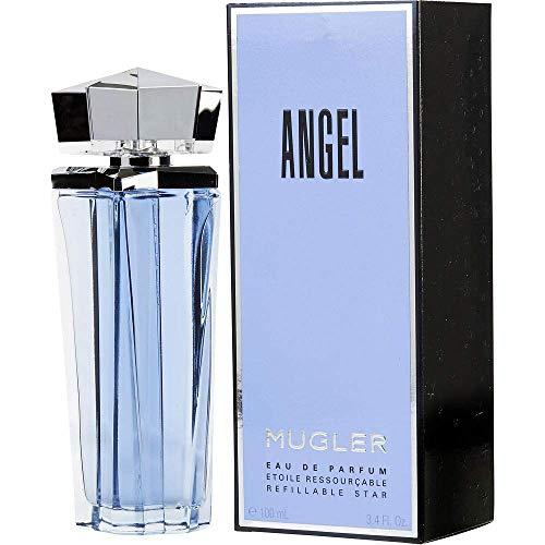 Thierry Mugler Angel Refillable - Agua de perfume, 100 ml