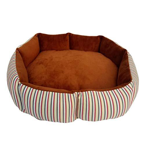 WEWE Extra grote Kennel hondenbed, kat huisdier hond matras kussen Recliner kussen voor grote honden afneembaar, 130x190cm(51x75inch), F