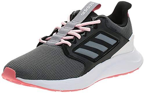adidas Damen ENERGYFALCON X Laufschuhe, Mehrfarbig (Core Black/FTWR White/Grey Ee9941), 38 2/3 EU