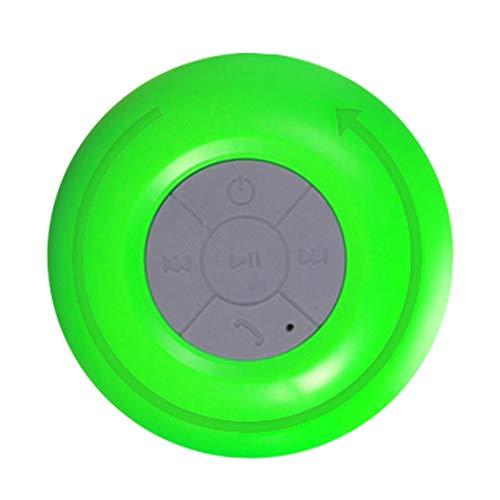 JINYIJUN - Altavoz Bluetooth portátil impermeable con altavoz Bluetooth barato altavoz inalámbrico...