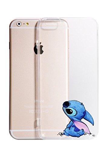 Social Crazy Cover iPhone 11-11PRO-11PRO Max- 6-6 Plus - 6S - 6S Plus - 7-7 Plus - STI. Modello 2 Trasparente Vari Colori UltraSottili AntiGraffio Antiurto Case Custodia