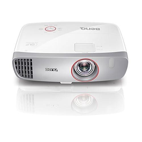 BenQ W1210ST Videoproiettore Home Theater DLP 1080p, FHD 1080P, 2200 ANSI Lumen/Ottica Corta, Contrasto Elevato 15000:1