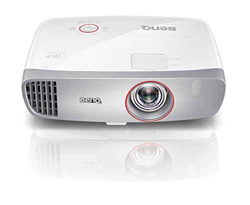 BenQ W1210ST Proyector de vídeo Gaming 1080P Full HD, 2 altavoces de 10W,  Low Inut Lag para mayor fluidez en los jueg