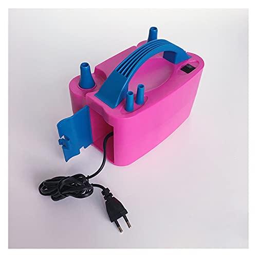 DUBILE Inflador EléCtrico De Globos Bomba eléctrica Bomba de Aire eléctrica Motor Herramienta de Globo Herramienta Inflable (Size : A)