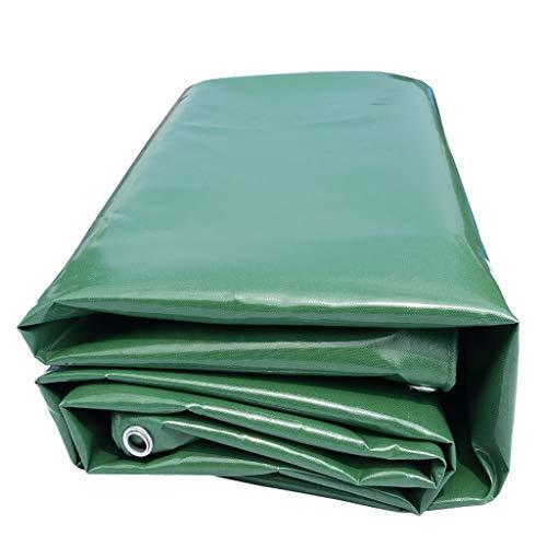 Vlamvertragend regendicht dekzeil waterdicht brandwerende zonnebrandcrème duurzaam pvc mes schrapen doek push-pull top doek caryard cover doek 5 * 6m