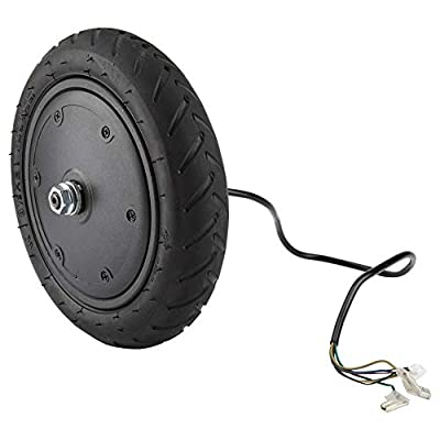 Goick Xiao-mi Electric Scooter Motor-250W Wheel Tire Motor for Xiao-mi M365 Electric Scooter Replacement Parts Accessories