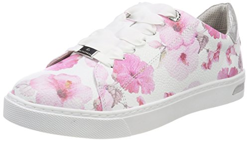 Be Natural Damen 23640 Sneaker, pink (rose flower), 39 EU