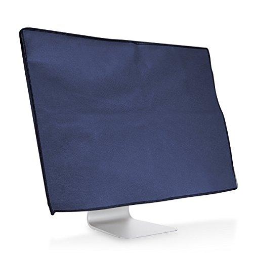 kwmobile Funda de monitor Apple iMac 21.5' -Cubierta protectora antipolvo compatible con pantalla en azul oscuro
