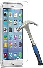 [2 Pack] Verre Trempé pour iPhone 6 Plus / 6S Plus, Protecteur d'écran pour iPhone 6 Plus écran protection compatible iPhone 6S Plus haute transparence et ultra résistant, Sans Bulles