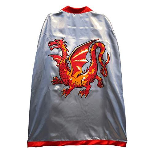 Liontouch 29303LT ridder gordijn barnsteen draak | deel van kostuum