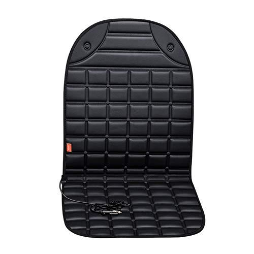 JUST Sitzheizung Auto Auflage Set,Sitzbezügesets Auto Auflage USB 12V,Universal Regulierbare Vordersitz Heizauflage
