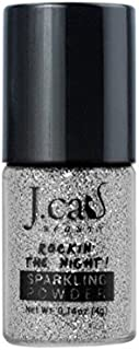 J. CAT BEAUTY Sparkling Powder - Cool Silver