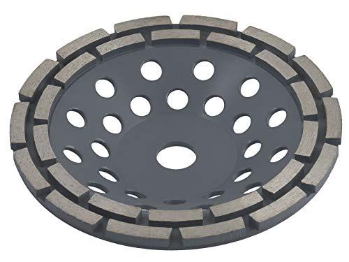 TRONGAARD SELECT Diamantschleiftopf/Diamantschleifteller 180mm / 22,23mm / 27mm doppelreihig