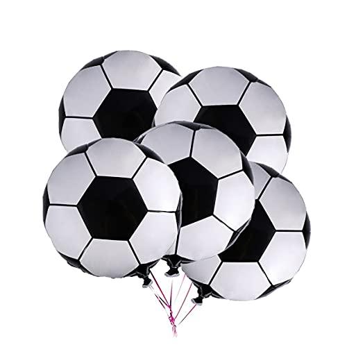 Palloncini da calcio Pallone 2018 Coppa del Mondo Sport Decoraitons 45,7 cm, 12 pezzi