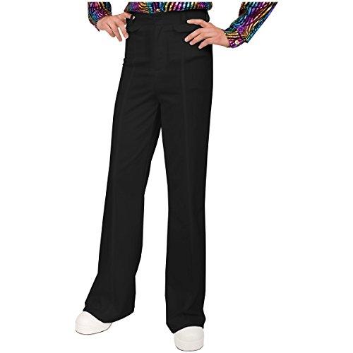 Charades Men's Disco Pant, Black, 38