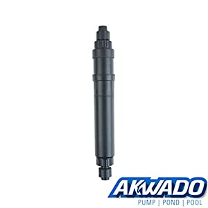 Akwado-CUV-505-Aquarium-UV-C-5W-400lh-Super-gegen-Algen