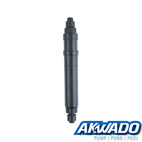 Akwado CUV-505 Aquarium UV-C 5W 400l/h, Super gegen Algen