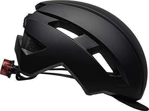 Bell Daily MIPS LED Adult Commuter Bike Helmet (Matte Black (2020), Universal Women's (50-57 cm))