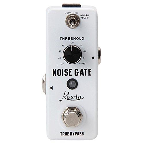 Rowin Noise Gates ノイズキラーサプレッサーエフェクトペダル