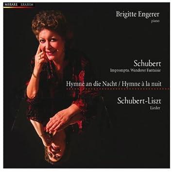 Schubert: Hymne an die Nacht, Hymne à la nuit