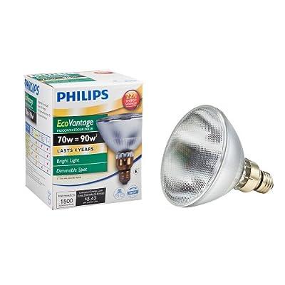 Philips EcoVantage Flood Dimmable Light Bulb