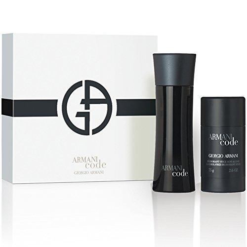 Aramis Code für Herren Geschenkset EDT Spray und Deo Stick, 75ml