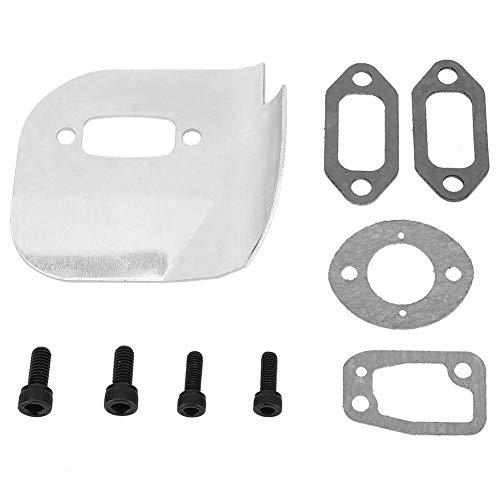 DyAn Kit De Protección contra Protección contra El Calor del Deflector Fit para Husqvarna 268k / 272 / 272k / 272s / 272xp Motosierra