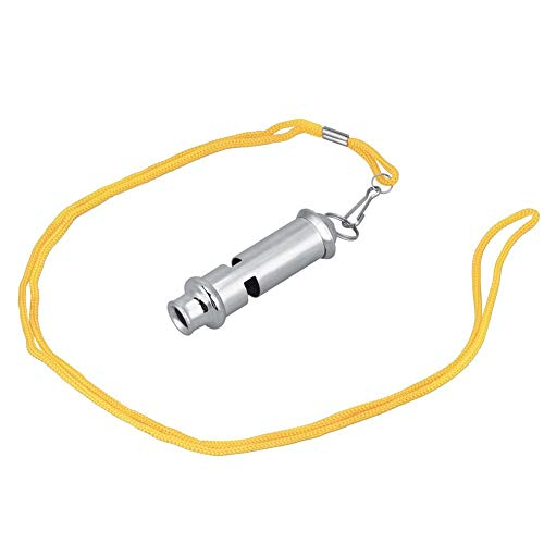 ochun鳥訓練用笛 トレーニング用 ステンレス 軽量 持ち運び容易 鳥類・犬猫訓練用ホイッスル 超音波
