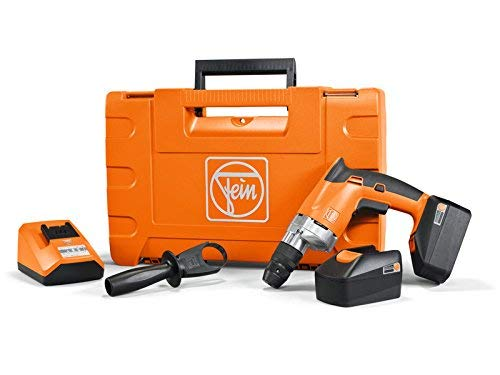 FEIN 71050262000 Taladro con batería, Color:, Size