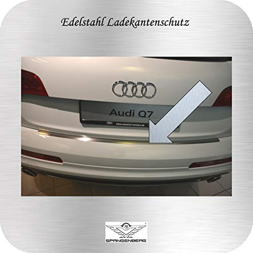 1 X Premium Blanc Acier Inoxydable Plaque D/'Immatriculation Surround Support pour AUDI