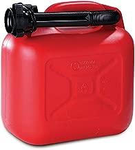 Coamer BG10L Bid/ón de pl/ástico para gasolina Rojo 10 litros