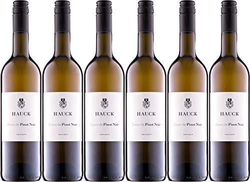 Hauck Blanc de Pinot Noir 2020 Trocken (6 x 0.75 l)
