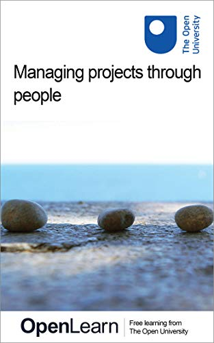 Couverture du livre Managing projects through people (English Edition)