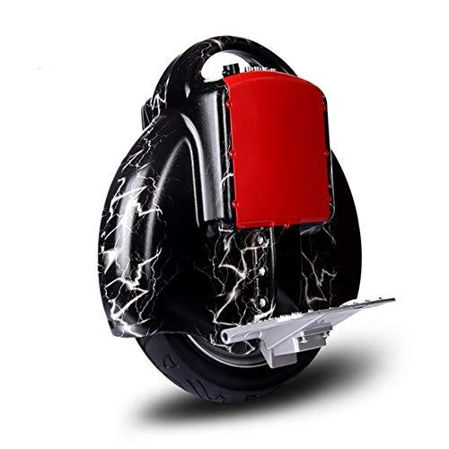 GHH Monociclo eléctrico/Auto-Equilibrio/Scooter de Pensar somatosensorial/con el Altavoz Bluetooth/Ligera 14' 60V / 350W