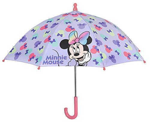 Disney Regenschirm Minnie Mouse 66 cm Mädchen Mehrfarbig
