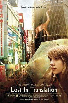 Top 10 lost in translation movie poster for 2021