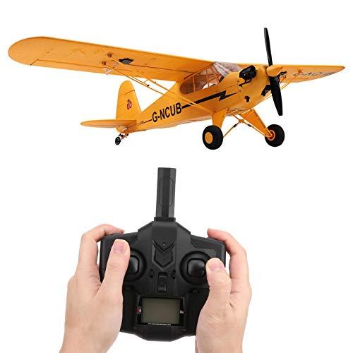 Juguetes de avión con motor sin núcleo Avión RC Juguetes educativos con baterías adicionales para padres e hijos