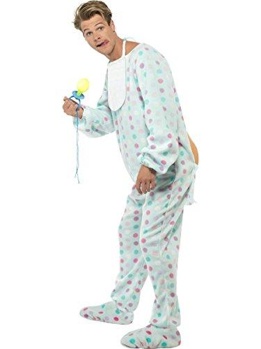 Generique - 353603 - Adulte Bébé Costume - Costume De Déguisement