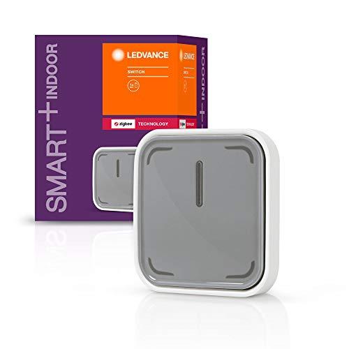 LEDVANCE Smart+ Switch, ZigBee Lichtschalter, Dimmer und Fernbedienung für LED Lampen, Erweiterung für Ihr Smart Home