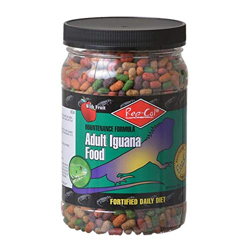 Rep-Cal Adult Iguana Food 2.5 LB.