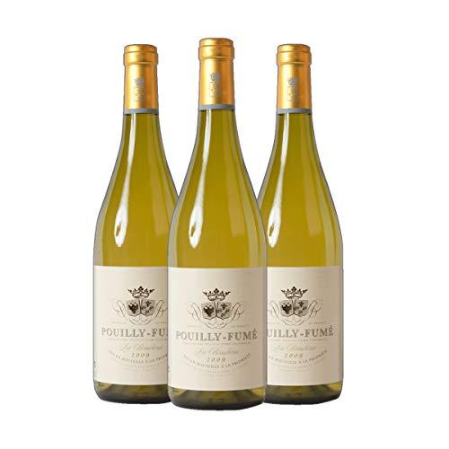 Pouilly Fumé AC Loire Weißwein Frankreich 2019 trocken (3x 0.75 l)