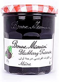 Bonne Maman Jam Blackberry, 370 gm