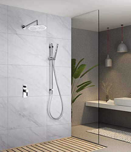 Conjunto de ducha empotrado Imex Aruba GPA015