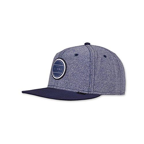 DJINNS - NegRubLef (navy) - Snapback Cap Baseballcap Hat Kappe Mütze Caps