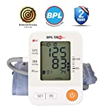BPL Medical Technologies Automatic Blood Pressure Monitor BPL 120/80 B11 - (White)