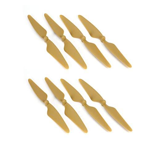 4 pares CW / CCW Propeller Blade Props RC Repuestos para H50