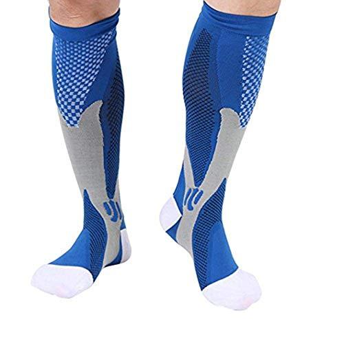 Calcetines Compresión Hombre Mujer 20-30 mmHg Deporte
