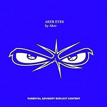 Aker eyes