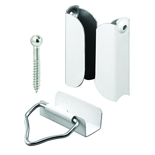 Prime-Line Products PL 7847 Hangers and Latches, 7/16-Inch, White,(Pack of 2)